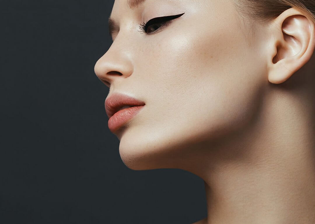 Jawline augmentation